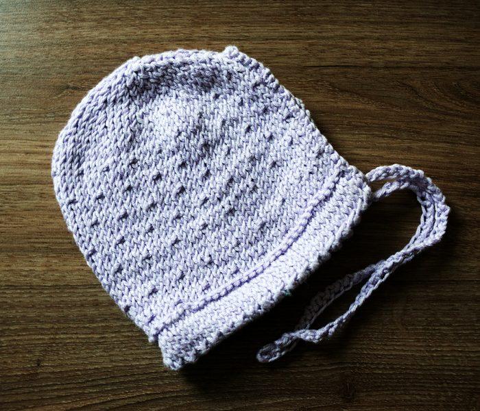 Бебешка шапка  Béguin de Printemps