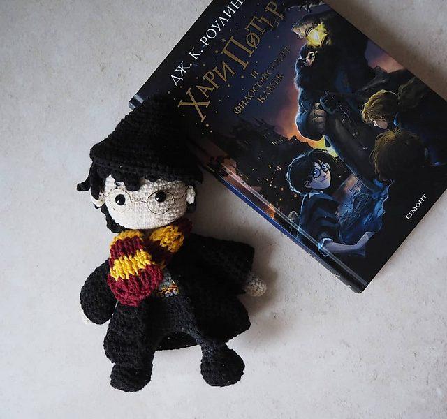 Плетен Хари Потър