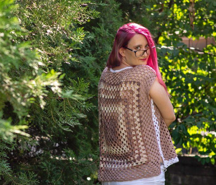 Блуза Амма от Мария Валес